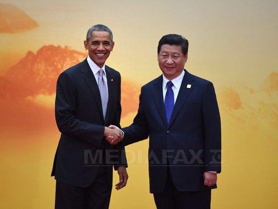 Imaginea articolului ACORD ISTORIC: China şi SUA şi-au stabilit noi obiective în privinţa emisiilor de gaze cu efect de seră