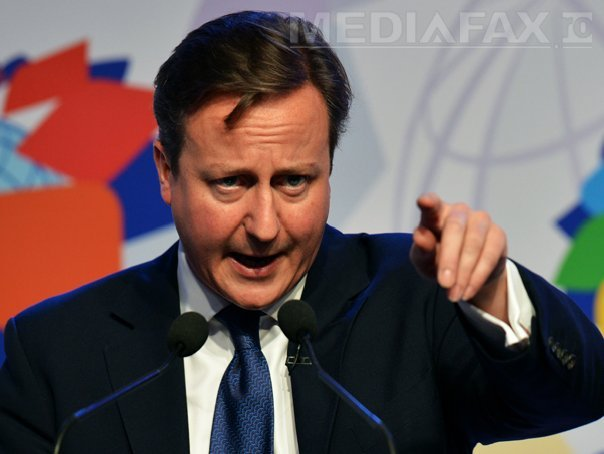 David Cameron se declara