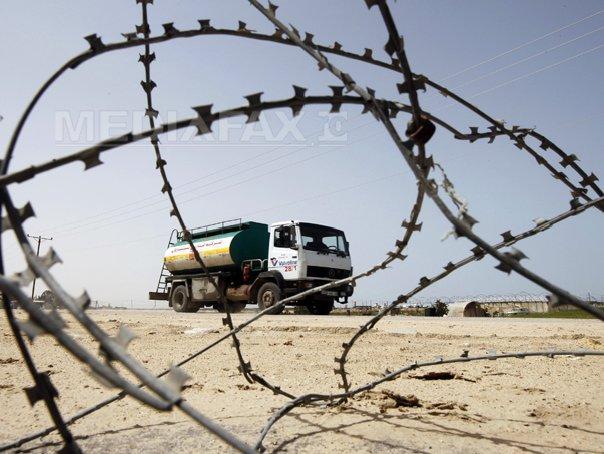 ONU propune confiscarea camioanelor care transporta petrolul cu care face contrabanda Statul Islamic