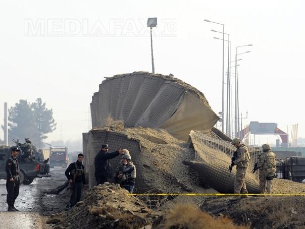 Doi militari americani au murit �ntr-un atentat comis la Kabul
