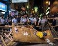 Imaginea articolului Optzeci de reţineri la Hong Kong în timpul demontării unor baricade