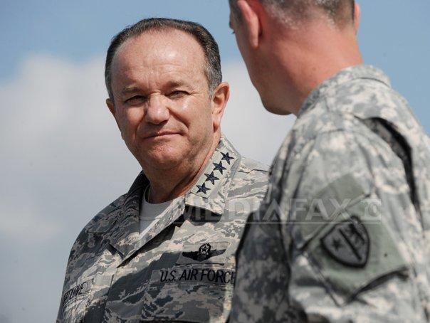Generalul Philip Breedlove merge �n Ucraina pentru discutii cu autoritatile prooccidentale