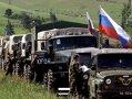 Imaginea articolului Kievul afirmă că zeci de camioane cu întăriri din Rusia se îndreaptă spre estul Ucrainei