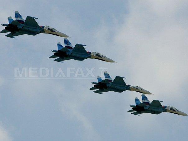 NATO: Rachetele rusesti din Crimeea, o amenintare
