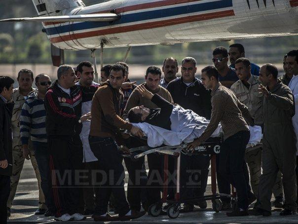 Hosni Mubarak, achitat de acuzatiile de complicitate la crima din timpul revoltei din 2011