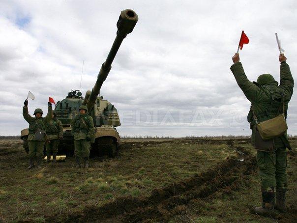 NATO condamna Rusia pentru implicarea �n conflictul din Ucraina