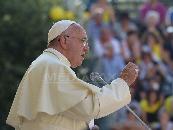 Crestinii sunt pe cale sa fie alungati din Orientul Mijlociu, depl�nge Papa Francisc
