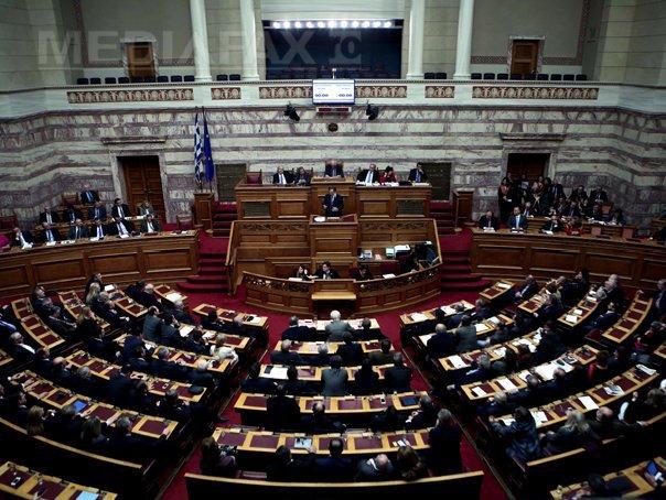 Parlamentul de la Atena va organiza pe 17 decembrie votul pentru desemnarea preşedintelui Greciei