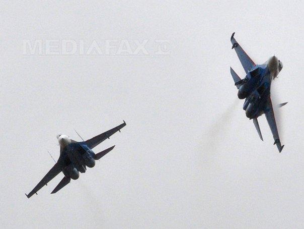 SUA si NATO au monitorizat numeroase avioane militare trimise de Rusia la Marea Baltica �n weekend