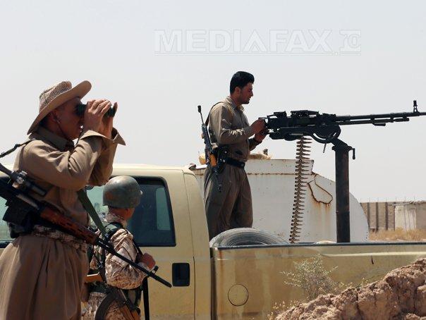 Peste 700 de combatanti kurzi au fost ucisi de la �nceputul ofensivei �mpotriva SI