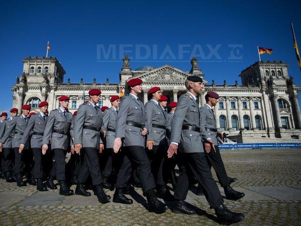 Germania va trimite aproximativ 100 de instructori militari �n Irak