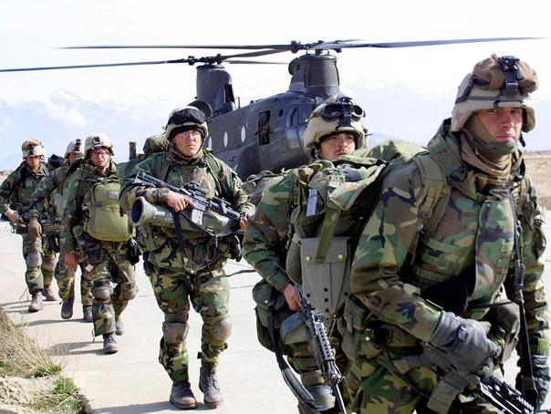 Doi militari NATO si un oficial judiciar afgan, �mpuscati mortal �n Afganistan