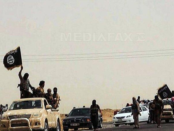 Gruparea Statul Islamic a publicat fotografii de la o executie �ntr-un sens giratoriu din Irak