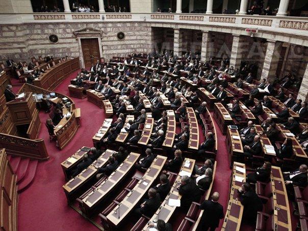 Parlamentul Greciei nu a reuşit alegerea preşedintelui ţării