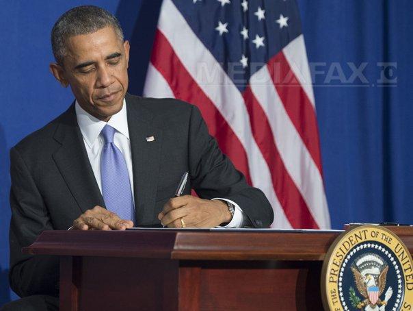 Barack Obama: Statele Unite analizează modalităţi pentru consolidarea securităţii(...)