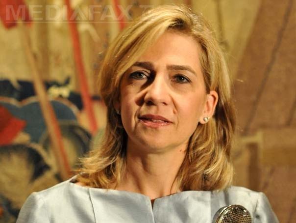 Infanta Cristina, trimisa �n fata unui tribunal, o premiera pentru familia regala spaniola