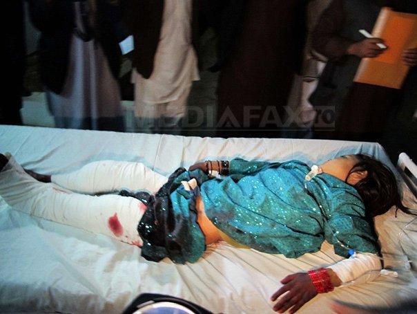 Afganistan: Patru militari, arestati dupa atacul soldat cu 20 de morti, la o nunta
