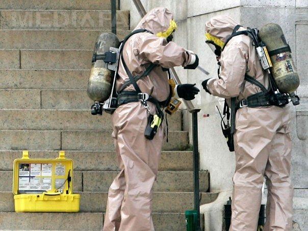 Firme germane au ajutat Siria sa-si constituie arsenalul chimic