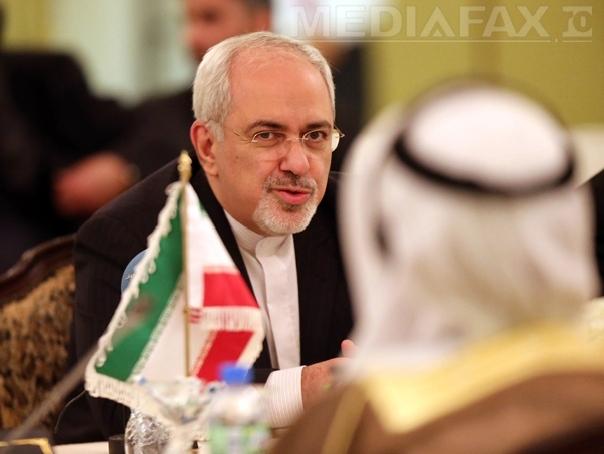 Ministrul iranian de Externe a sosit �n Arabia Saudita pentru a transmite condoleante dupa moartea regelui Abdullah