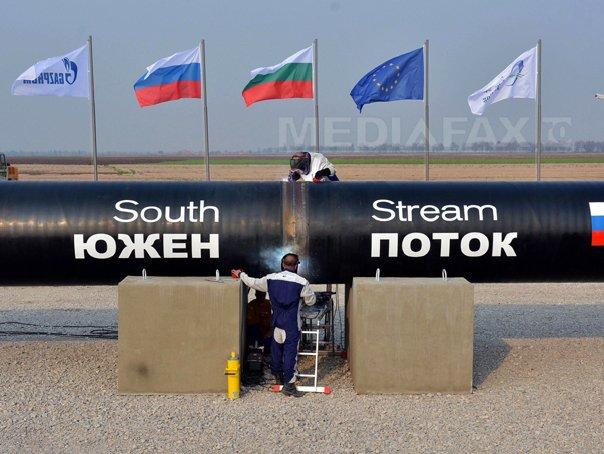 Bulgaria nu poate opri constructia South Stream �n lipsa unei notificari oficiale din partea Rusiei