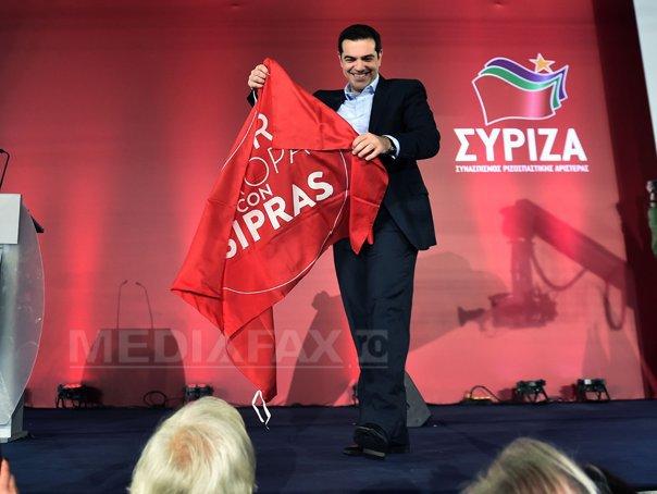 ALEGERI PARLAMENTARE �n Grecia: Partidul Syriza, pe primul loc �n scrutin, fiind urmat de Noua Democratie - exit-poll