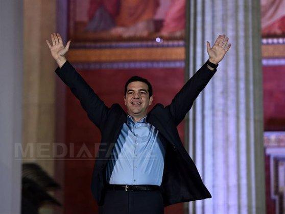 Imaginea articolului REACŢIILE liderilor lumii după victoria partidului radical de stânga Syriza la alegerile legislative din Grecia