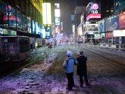 IMAGINI din ORAŞUL FANTOMĂ: Cum arată oraşul care nu doarme niciodată după ninsorile ISTORICE