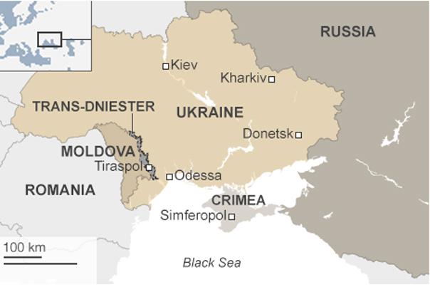 Rusia refuza sa mai finanteze Transnistria, care are probleme cu plata salariilor si pensiilor