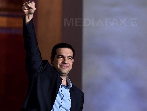 REPORTAJ: Grecii spera ca Alexis Tsipras le va reda demnitatea