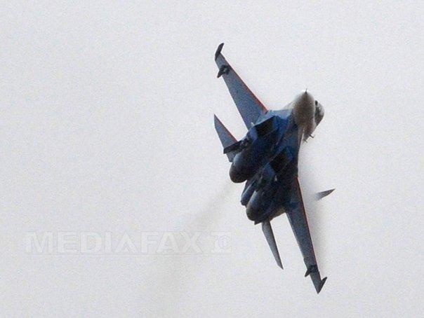 Panica �n Italia din cauza zgomotului unor avioane supersonice trimise dupa o aeronava suspecta