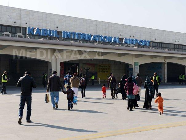 Trei americani, ucisi pe aeroportul din Kabul de catre un membru al fortelor de securitate afgane
