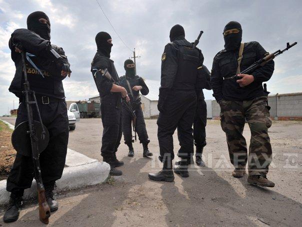 Insurgentii prorusi din Ucraina ameninta ca vor continua ofensiva separatista
