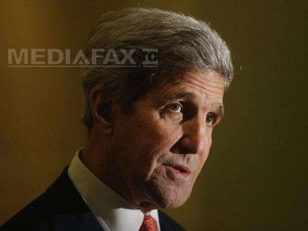 John Kerry: SUA şi Iranul au un obiectiv comun - ofensiva contra grupului terorist Stat Islamic