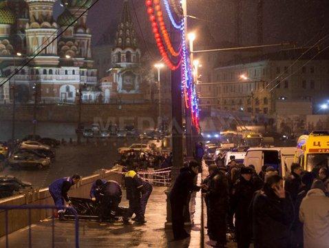 Cine este asasinul lui Boris Nemţov. Doi martori oculari au dat informaţii-cheie anchetatorilor