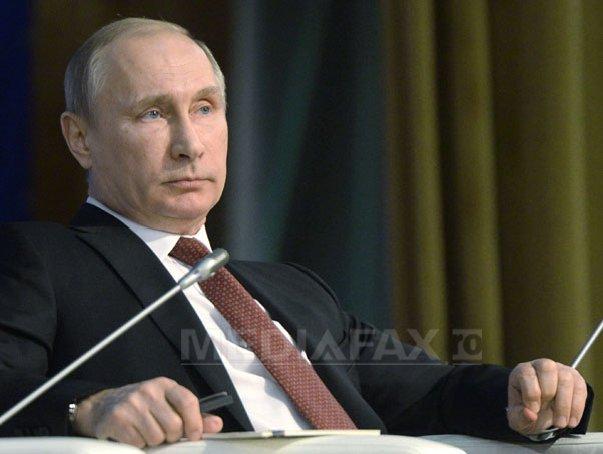 Linia directă între Vladimir Putin şi cetăţenii ruşi ar putea avea loc la 16 aprilie