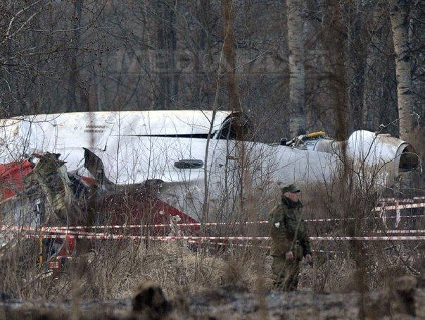 Polonia va inculpa doi ruşi în cazul accidentului aviatic soldat cu moartea lui Lech Kaczynski
