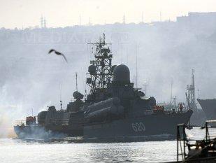 ALERTĂ într-o altă ţară europeană: Două nave ruseşti şi un submarin, la graniţă