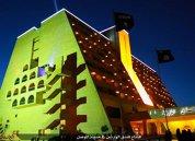 Cum arată hotelul de lux deschis de gruparea teroristă Stat Islamic - FOTO