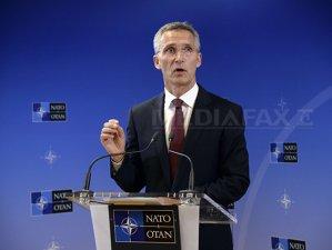 """Imaginea articolului Stoltenberg: """"Suntem într-un moment de răscruce"""". NATO va consolida apărarea colectivă, pentru contracararea Rusiei şi a terorismului"""