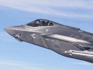 Cum arată avionul de luptă care costă 164 de milioane de dolari - FOTO