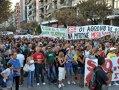 Imaginea articolului PROTESTE DE AMPLOARE în Grecia: Zeci de mii de oameni denunţă, în Atena şi Salonic, condiţiile impuse de creditorii externi