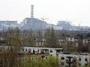 INCENDIU la Cernobîl! Nivelul de cesiu radioactiv A CRESCUT la cote alarmante!
