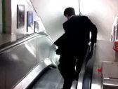 COŞMARUL scărilor rulante: Un nou INCIDENT GRAV a avut loc într-un mall - VIDEO
