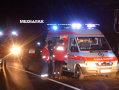 Imaginea articolului Zece imigranţi răniţi în Ungaria, după ce o camionetă condusă de un român s-a răsturnat. Surse: În maşină se aflau circa 40 de imigranţi