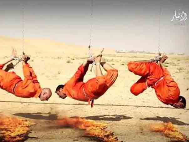 Statul Islamic a ars de vii patru combatanţi şiiţi în Irak