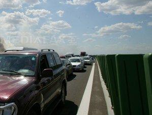 AMBUTEIAJ de proporţii: MOTIVUL pentru care o autostradă cu 50 de benzi a fost paralizată - FOTO, VIDEO