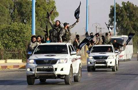 Stat Islamic SE APROPIE de Europa: Până unde au ajuns jihadiştii, în ciuda bombardamentelor RUSIEI - FOTO