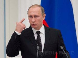 ULTIMĂ ORĂ: Ce SANCŢIUNI a ordonat Putin împotriva Turciei, după doborârea avionului de vânătoare
