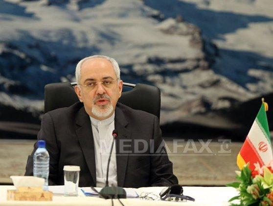 Imaginea articolului Sancţiunile impuse Iranului vor fi ridicate sâmbătă, afirmă Zarif