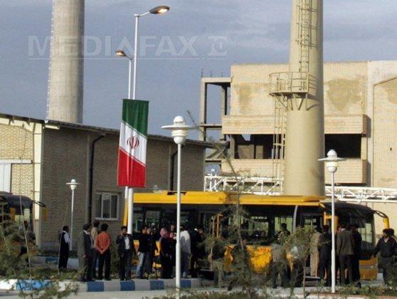 Imaginea articolului Sancţiunile impuse Iranului au fost ridicate odată cu intrarea în vigoare a acordului în dosarul nuclear